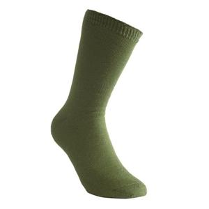 Ponožky THERMO švýcarské ZELENÉ