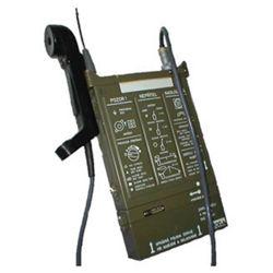 Radiostanice A�R - RF-10 kompletn� sada s obalem ZELEN�