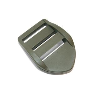 Spona provlékací plastová 25 mm ZELENÁ