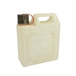 Kanystr plastový bílý 5l použitý