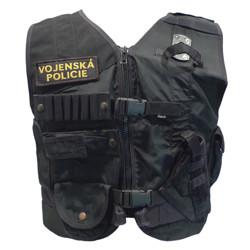 Vesta zásahová SLAÒOVACÍ POLICIE použitá