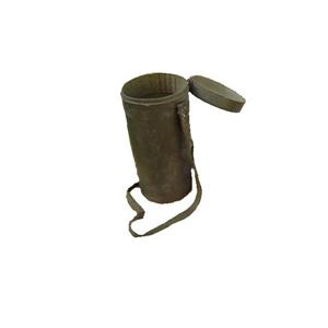Pouzdro na plynovou masku kulaté AÈR/ÈSLA karton použité