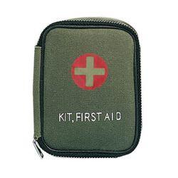 Lékárnièka první pomoci M-1 s vybavením ZELENÁ