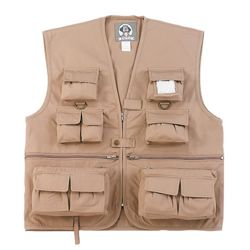 Vesta dìtská UNCLE MILTY TRAVEL KHAKI
