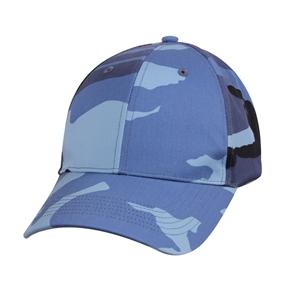 Èepice BASEBALL SKY BLUE CAMO