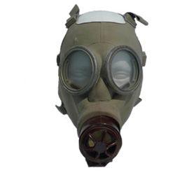 Maska plynová AÈR s kulatými zornicemi