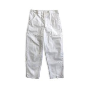 Kalhoty AÈR kuchaøské s tkalounem BÍLÉ