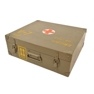 Bedna døevìná zdravotní kuføíková V-7 použitá