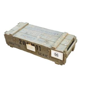Bedna døevìná od dýmovnic AÈR 38x21x93 cm