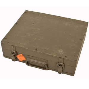 Bedna døevìná od munice kuføíková 82-EO-M použitá
