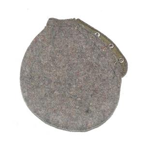 Obal filcový s druky na polní hliníkovou láhev ÈSLA