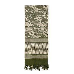 Šátek SHEMAGH 107 x 107 cm ACU DIGITAL