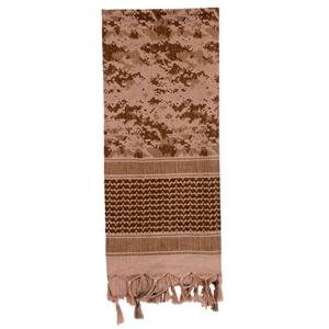 ��tek SHEMAGH 107 x 107 cm DIGITAL DESERT (MARPAT)