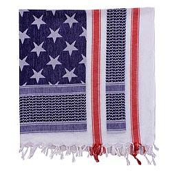 ��tek SHEMAGH vlajka USA