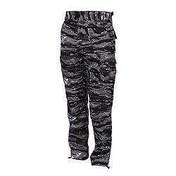 Kalhoty BDU TIGER STRIPE CAMO URBAN