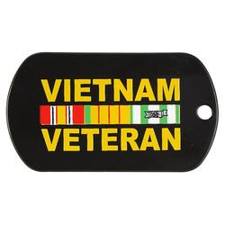 Známka identifikaèní VIETNAM VETERAN