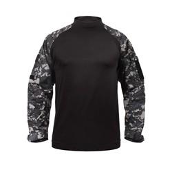 Košile COMBAT taktická DIGITAL URBAN