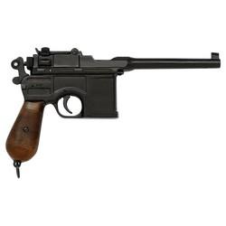 Pistole Mauser C96 1898 - dekoraèní replika