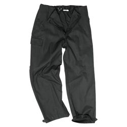 Kalhoty NVA pracovní ÈERNÉ NOVÉ