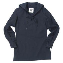 Košile BW NÁMOØNÍ TMAVÌ MODRÁ použitá