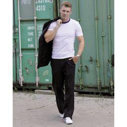Kalhoty BW MARINE GABARDINE FLAP MODRÉ použité