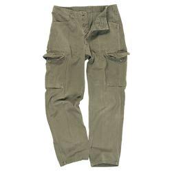 Kalhoty RAKOUSKÉ polní ZELENÉ použité