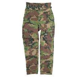Kalhoty SLOVENSKÉ polní M97 použité