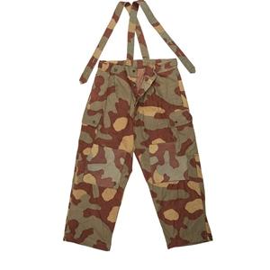 Kalhoty  SAN MARCO  ITALSKÉ MASKOVANÉ použité