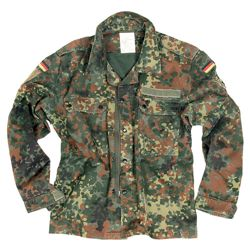 Bl�za BW poln� FLECKTARN pou�it�