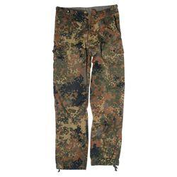 Kalhoty BW polní FLECKTARN TROPEN použité