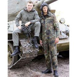 Kombinéza BW tankistická FLECKTARN použitá