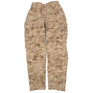 Kalhoty USMC MARPAT DESSERT original použité