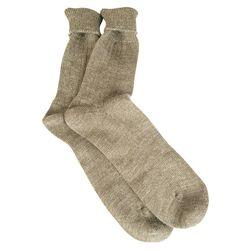 Ponožky holandské vlnìné PÍSKOVÉ