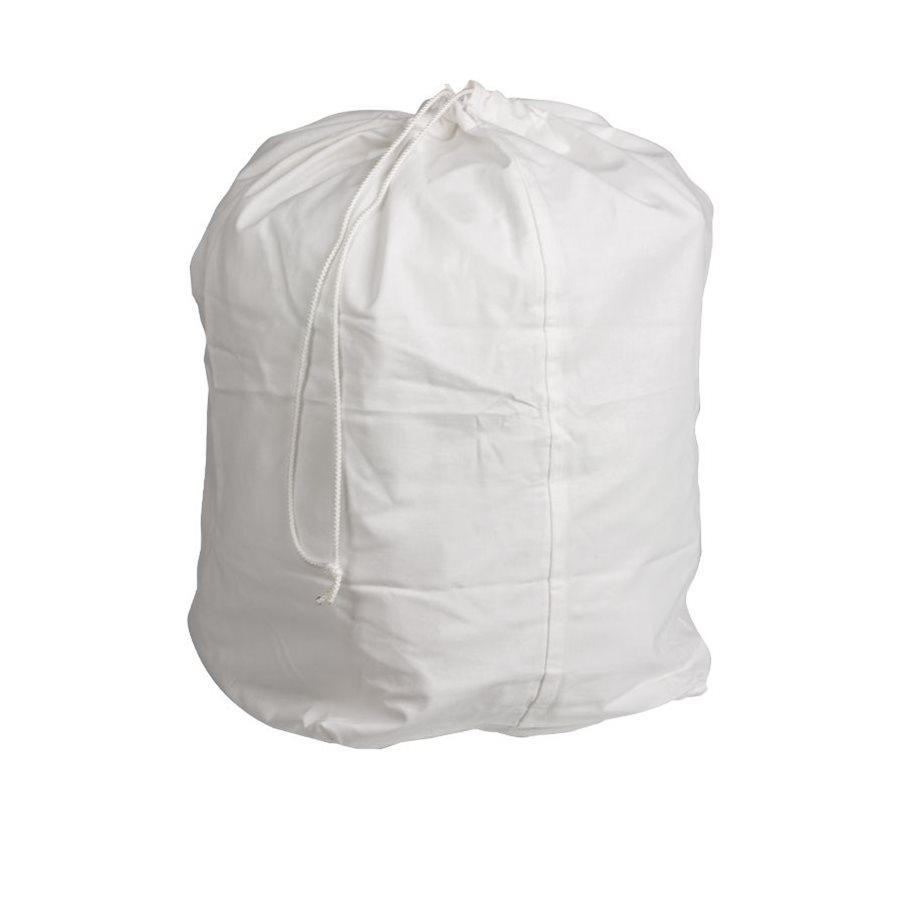 Pytel FRANCOUZSKÝ na špinavé prádlo BÍLÝ