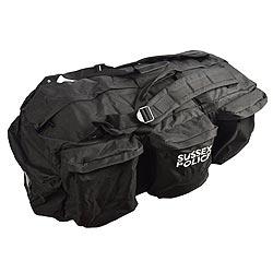 Taška/batoh transportní velká s popruhy ÈERNÁ