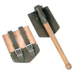 Rýèek BW sklop. s kopáèkem, kožené pouzdro