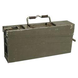 Bedna na munici BW MG3  použitá
