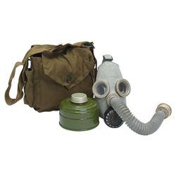 Maska plynová ruská dìtská PDF-D (P15)