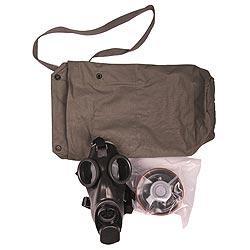 Maska plynová švýcarská M90 s filtrem
