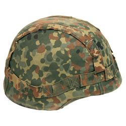Potah BW na helmu FLECKTARN pou�it�