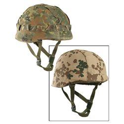 Potah na helmu BW oboustrann� FLECK/TROPENTARN pou�it�