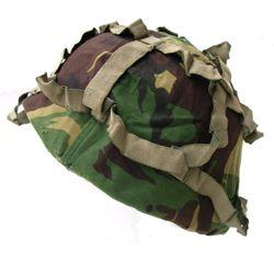 Potah na bojovou helmu britsk� DPM TARN pou�it�