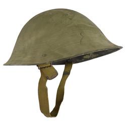 Helma britská MARK IV ZELENÁ použitá