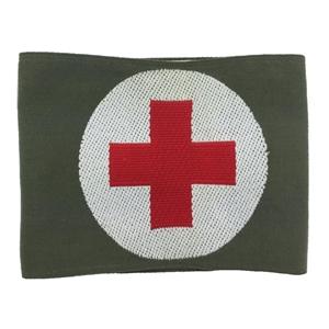 Páska na rukáv MEDIC s køížem