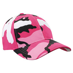Èepice BASEBALL Supreme Low PINK CAMO