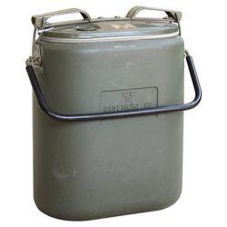 Termo BOX ŠVÉDSKÝ plastový ZELENÝ 13l použitý