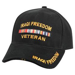 Èepice DELUXE IRAQI FREEDOM BASEBALL ÈERNÁ