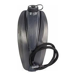 Vak na vodu zaoblený - tvarovaný plast 2 litry
