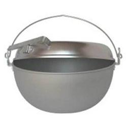 Kotlík hliníkový s poklicí 5l (moøený)