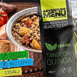 Tandoori Quinoa VEGAN - ADM sterilizované hotové jídlo